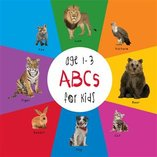 ABC Animals for Kids Age 1-3