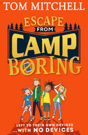 Escape From Camp Boring